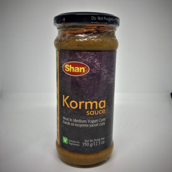 Shan Korma Sauce
