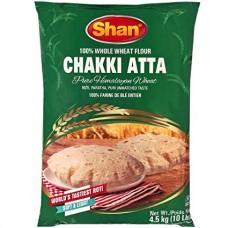 Shan Chakki Atta 10lb