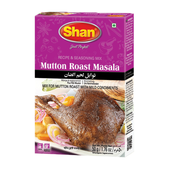Shan Mutton Roast