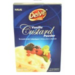 Delve Vanilla Custard 250g