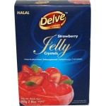 Delve Strawberry Jelly 80g