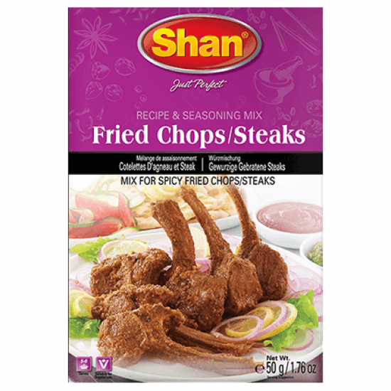 Shan Fried Chops/ Steaks