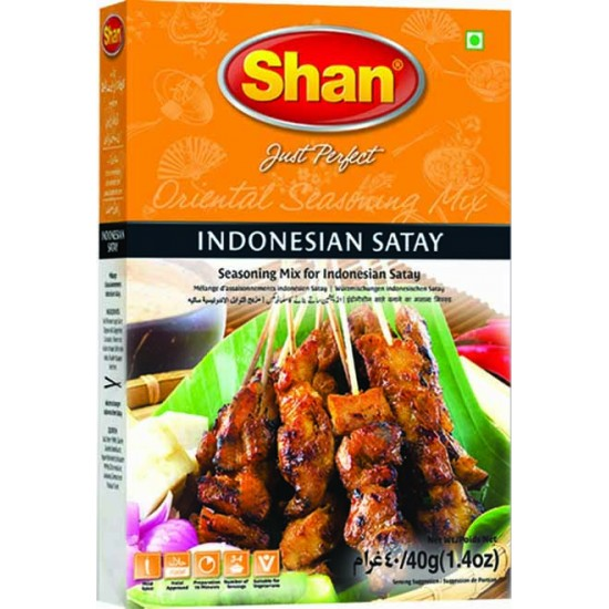 Shan Indonesian Satay