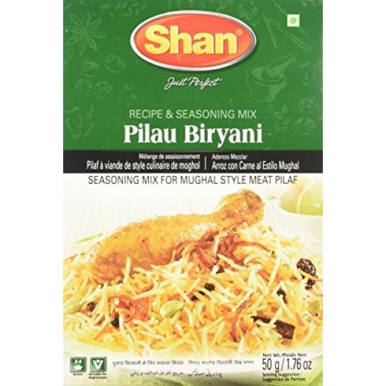 Shan Pilau Biryani