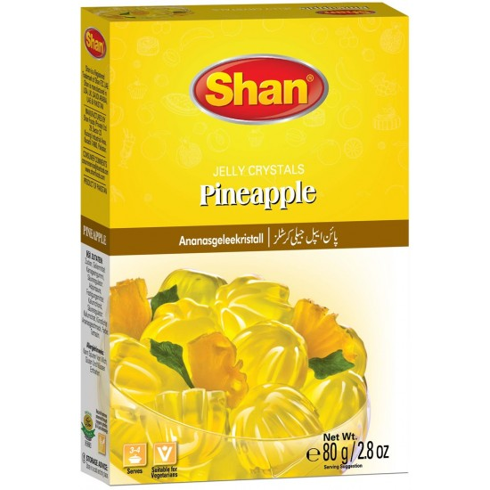 Shan Pineapple Jelly 80g