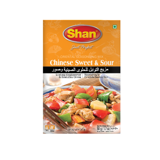 Shan Chinese Sweet & Sour