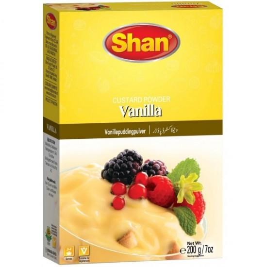 Shan Vanilla Custard 250g