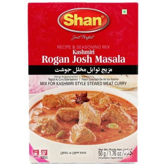 Shan Rogan Josh Masala 50g