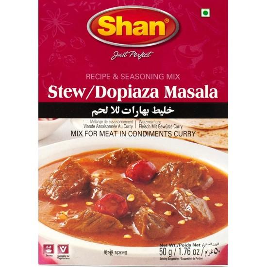 Shan Stew Dopiaza Masala