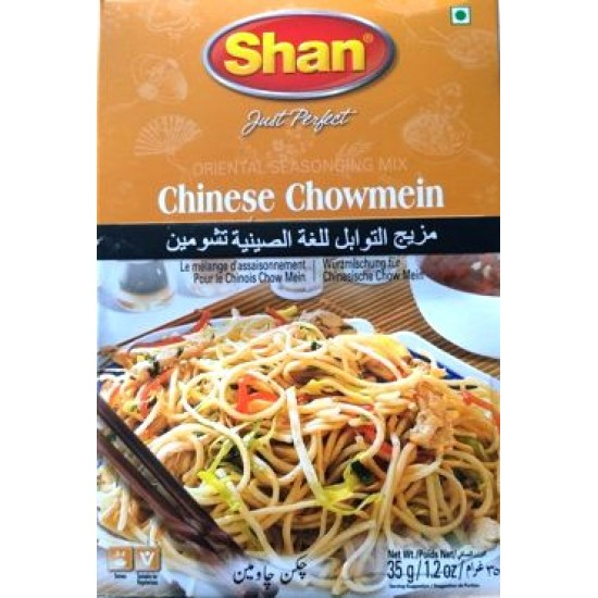 Shan Chinese Chowmein