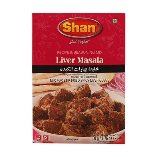 Shan Liver Masala
