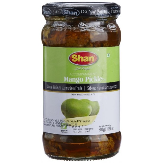 Shan Mango Pickle - 300g