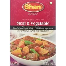 Shan Meat & Vegetable