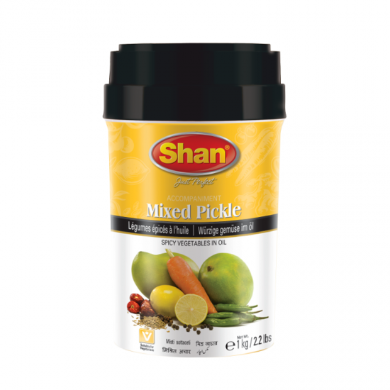 Shan Mixed Pickle 1kg