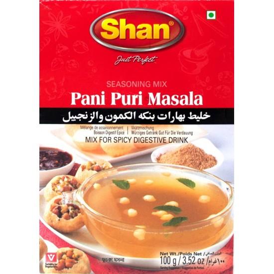 Shan Pani Puri Masala