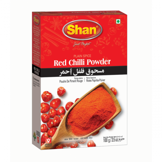 Shan Red Chilli Powder -100g