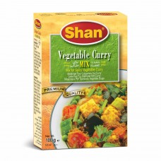 Shan Vegetable Curry