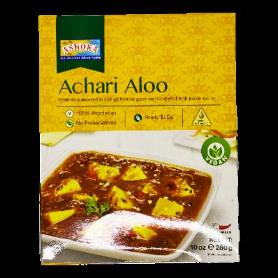 Ashoka RTE Achari Aloo