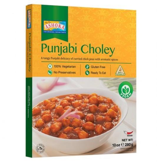 Ashoka RTE Punjabi Choley