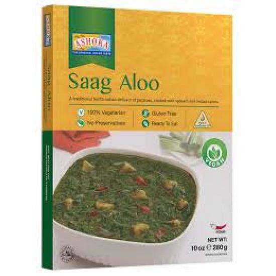 Ashoka RTE Saag Aloo