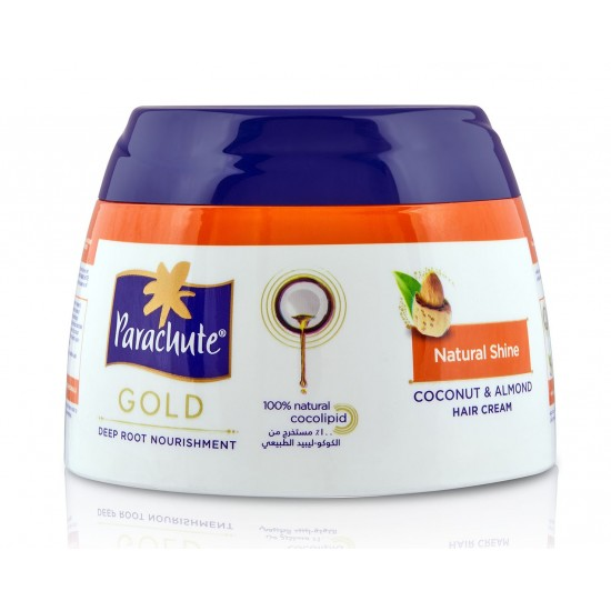 Parachute Gold  Natural Shine Cream 140ml