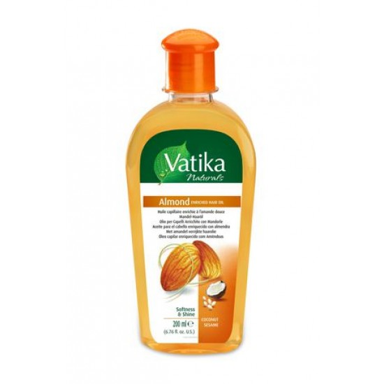 Vatika Almond hair oil 200ml