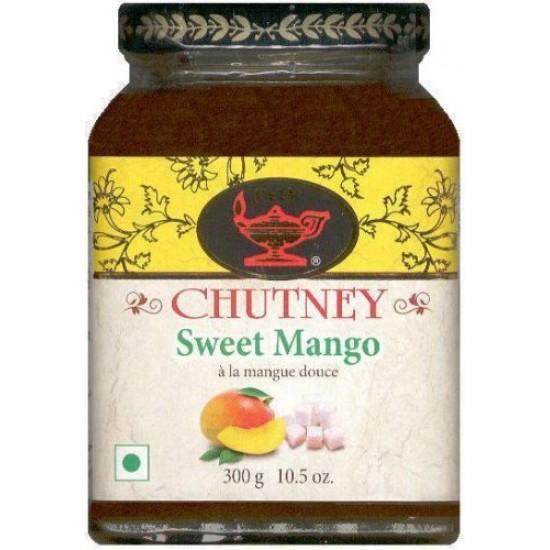 Deep Sweet Mango Chutney