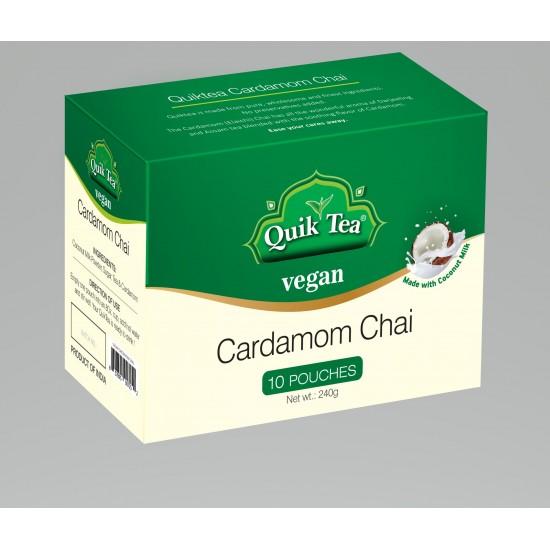 Quik Tea Vegan Cardamom Chai