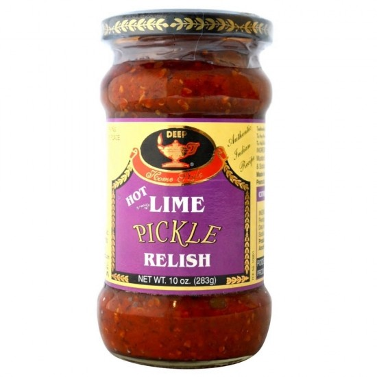 Deep Lime Pickle
