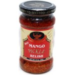 Deep Mango Pickle Hot