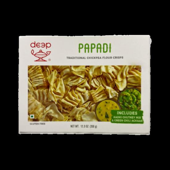 Deep Papadi 350g