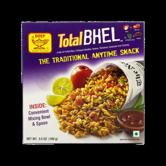 Deep Total Bhel