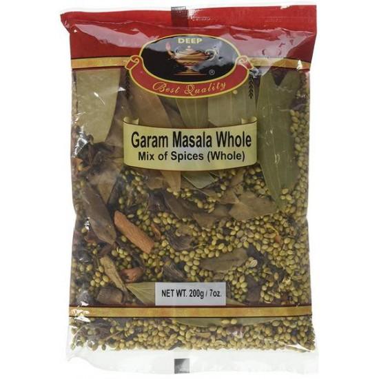 Garam Masla Whole 200g