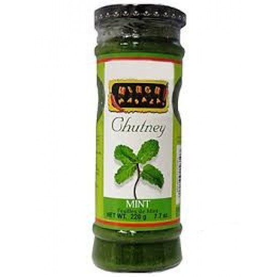 Mirch Masala Mint Chutney