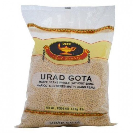 Urad Whole (Gota) White 2lb