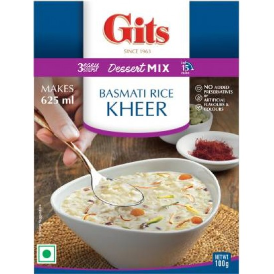 Gits Basmati Kheer Mix 100g
