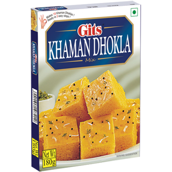 Gits Khaman Dhokla 500g