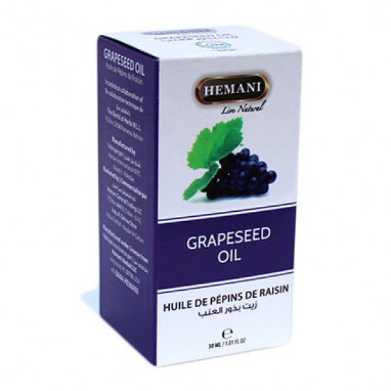 Hemani Grape Seed oil 30ml