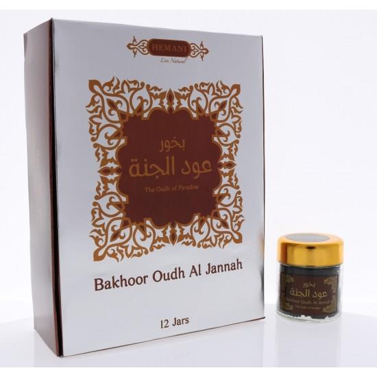 Bakhoor Oud Al Jannah 50g