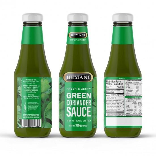 Hemani Green Coriander Sauce