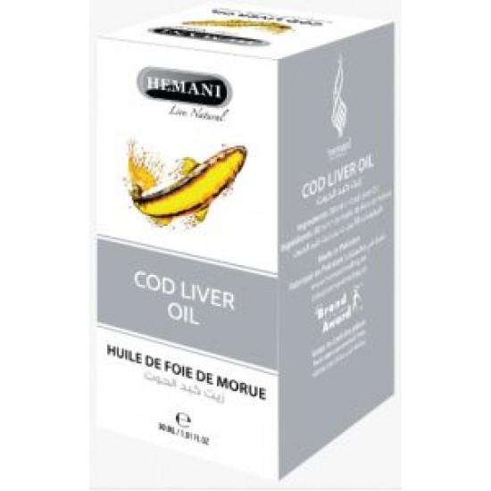 Hemani Cod Liver Oil 30ml