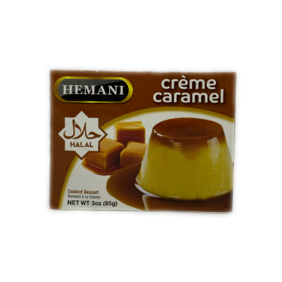 Hemani Creme Caramel -85g