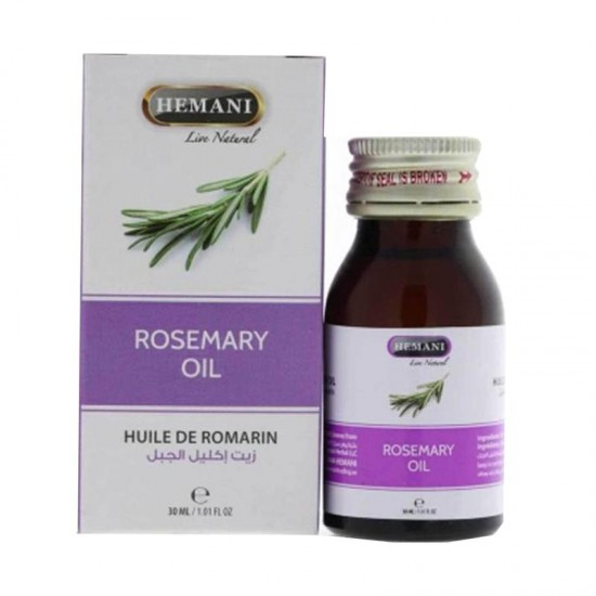Hemani Rosemary oil 30ml
