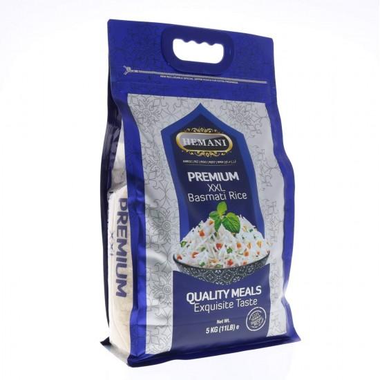 Hemani Premium Basmati XXL Rice -11lb