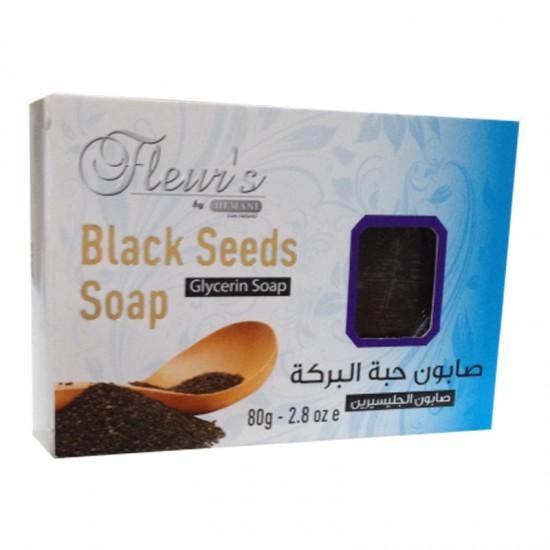 Fleurs Black Seed Soap