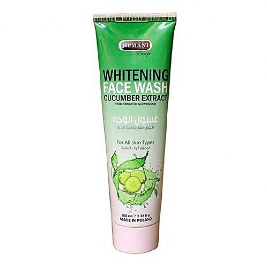Hemani Cucumber Face Wash