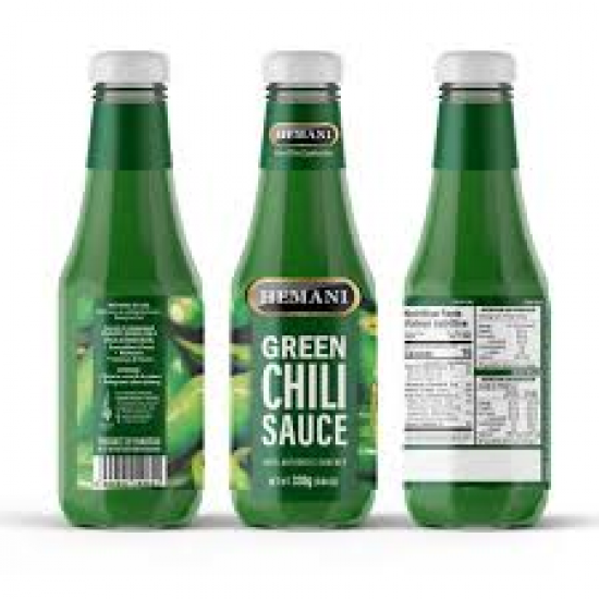 Hemani Green Chili Sauce