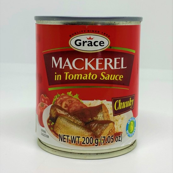 Grace Mackerel in Tomato Sauce -200g