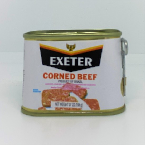 Exeter Corned Beef -198g