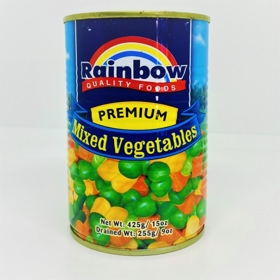 Rainbow Mixed Vegetables -425g